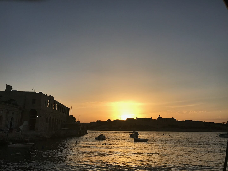 malta sonnenuntergang romatisch hochzeit